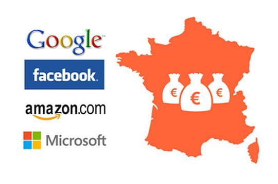 Les impôts des géants du Web en vidéo