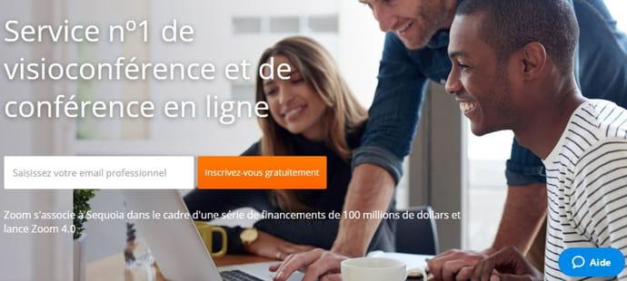 Zoom, la nouvelle pépite de la webconférence