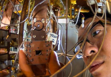 Dans l'informatique quantique, l'heure des grandes manœuvres a sonné