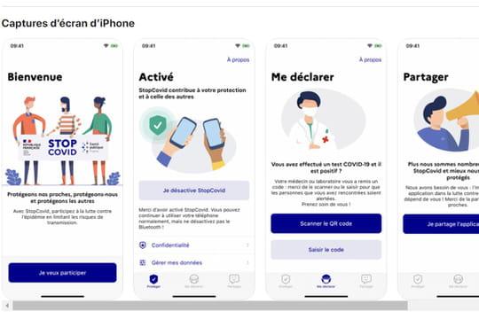 StopCovid: la Cnil va contrôler l'application de contact tracing