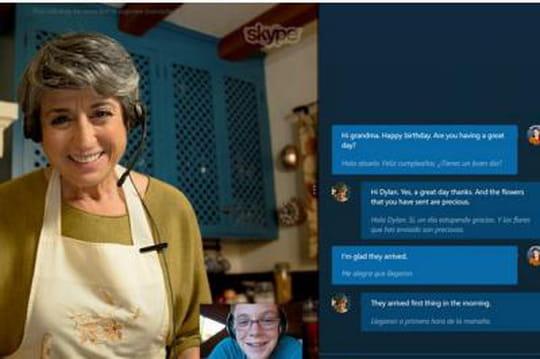 Traduction de conversation : Skype Translator arrive sur Windows 8.1