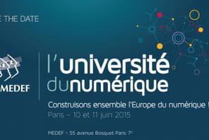 Université du numérique du Medef : découvrez le programme