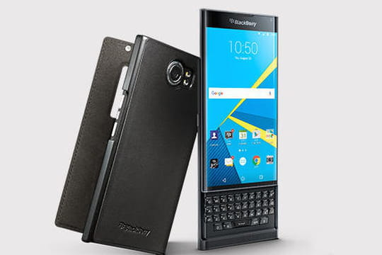"Blackberry : le nouveau smartphone Android ""Priv"" arrive en France"