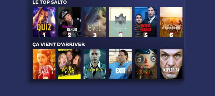 Salto: prix, date de sortie… tout sur la plateforme de TF1, France TV et M6