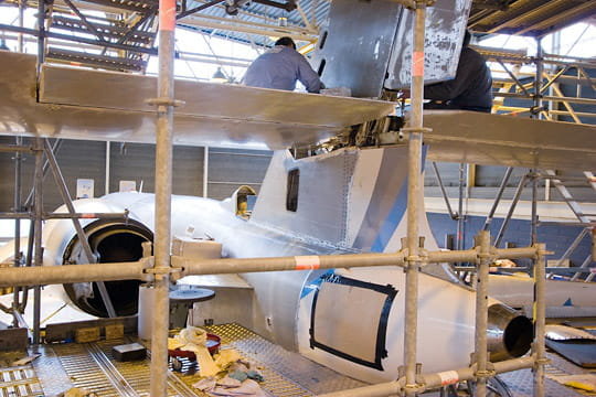 Dassault Falcon Service : 2 types de maintenance