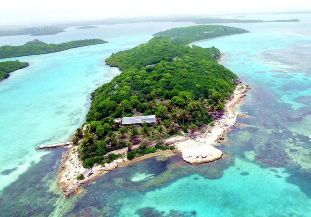 Ile Pélican, Antigua-et-Barbuda
