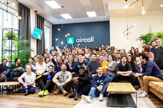 Le française Aircall lève 65 millions de dollars et se voit déjà licorne