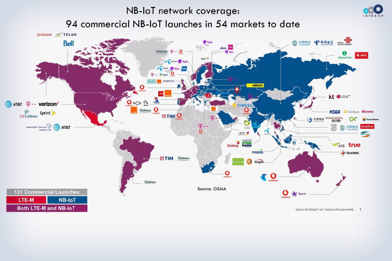 NB-IoT: qu'est-ce que le réseau bas débit utilisé dans la 5G?