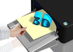 l'impression 3d, une innovation de taille.