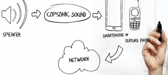 Le français CopSonic utilise les ultrasons pour faire communiquer les objets