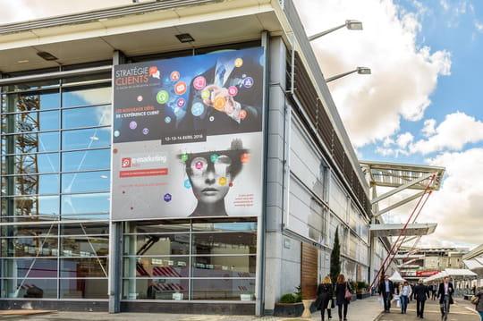 Le salon e-Marketing Paris se tiendra du 18au 20avril 2017