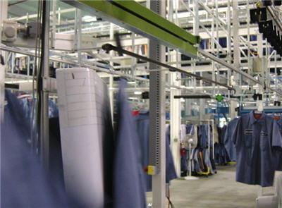 les produits textiles sont rapidement identifiés grâce à pac id textile