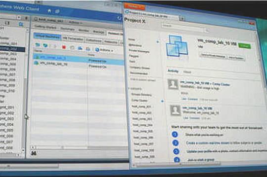 VMware veut socialiser toutes les couches du système d'information