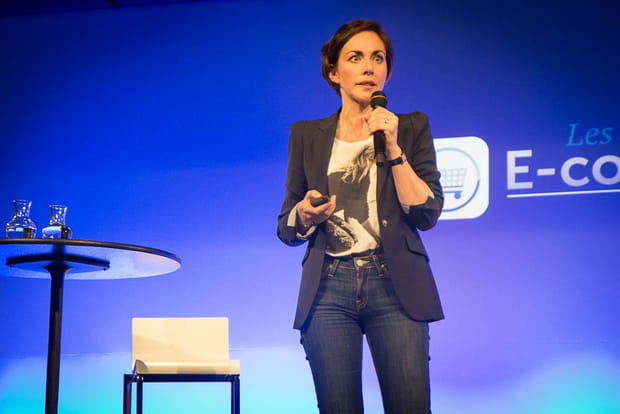 Catherine Barba retrace la digitalisation des parcours clients