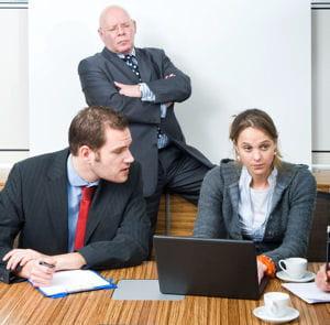 un intermédiaire pourrait accroître la défiance de votre interlocuteur.