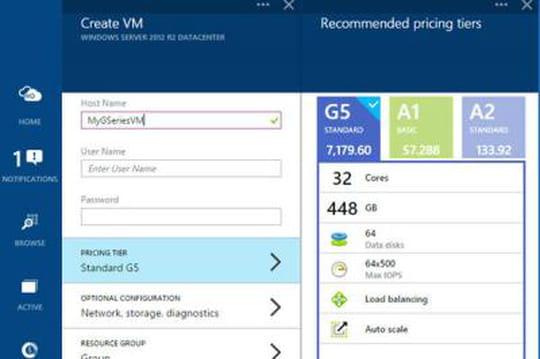 Docker, VM, chiffrement: Azure fait le plein de nouveautés