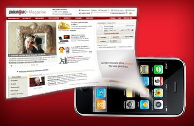 les feuilles de style sont une solution pour adapter un site web aux interfaces