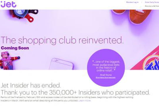 Jet.com : qui est ce mystérieux e-commerçant qui veut s'attaquer à Amazon ?
