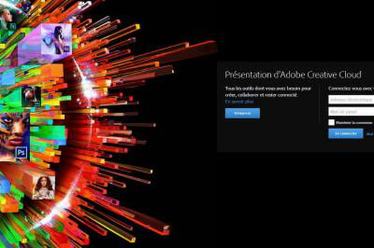 Adobe dope sa suite Creative Cloud