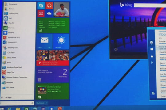 Windows 8.1 Update 2 : le retour d'un vrai menu démarrer pour bientôt