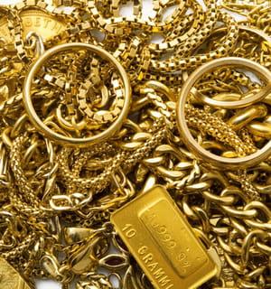 des centaines de société de recyclage d'or de particuliers ont vu le jour depuis