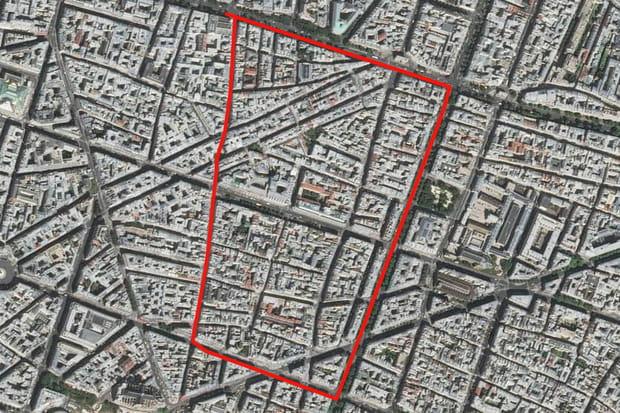 20e: Bonne-Nouvelle (2e arrondissement)