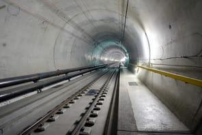 Alcatel-Lucent Enterprise rend intelligent le plus long tunnel du monde