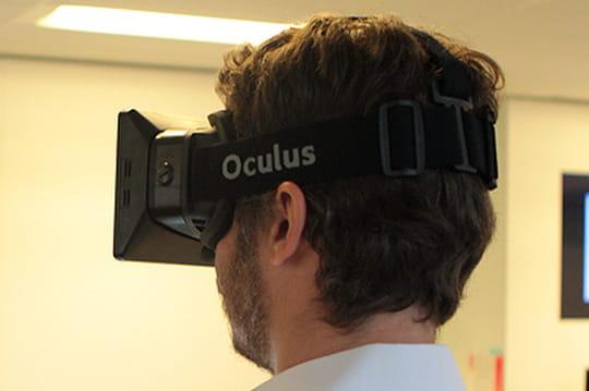 Oculus Rift : les premières expérimentations pros révélées