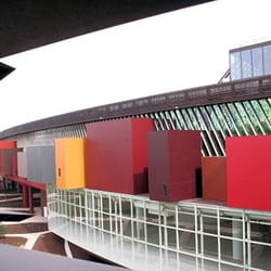 le musée du quai branly à paris.