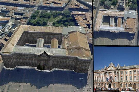 Le Capitole de Toulouse