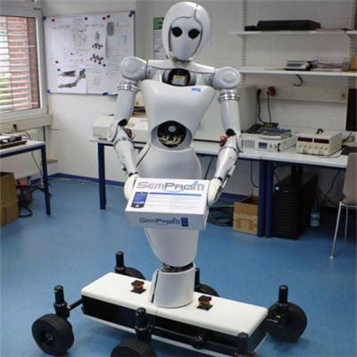 aila est le robot le plus abouti en matière de manipulation d'objet