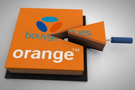 Fusion Orange - Bouygues Telecom : qui va récupérer les restes?
