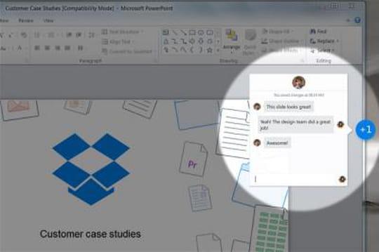 Dropbox lance sa nouvelle offre Entreprises