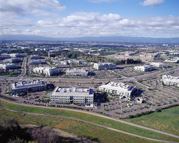 L'immense campus
