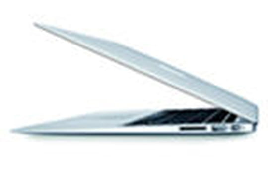 Apple relance ses Macbook Air