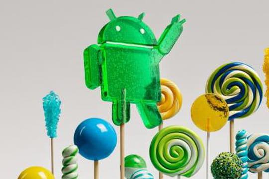 """Google déploie Android 5 """"Lollipop"""" pour certains Nexus"""