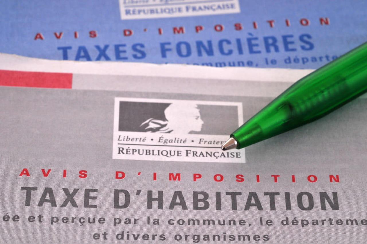 Taxe D 39 Habitation 2018 Date De R Ception Et De Paiement