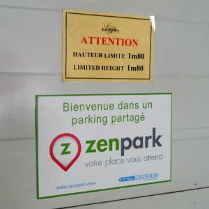 zenpark revendique 700 clients actifs.