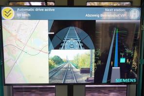Véhicules autonomes: le ferroviaire prend le train en marche
