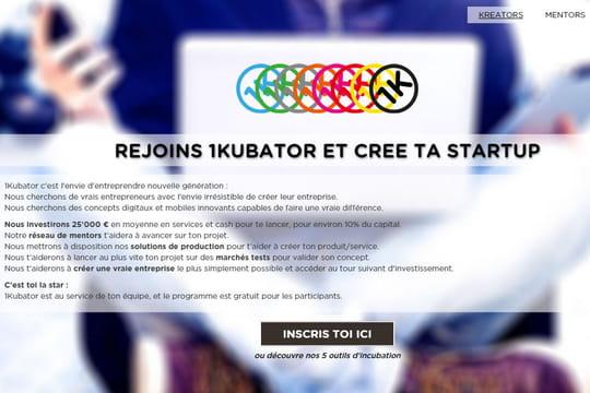 1Kubator veut accélérer des centaines de start-up dans 11 villes de province