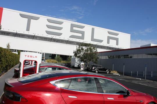 Tesla : visite en images de l'usine de Fremont
