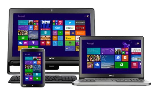 Hausse de la part de marché de Windows XP en janvier