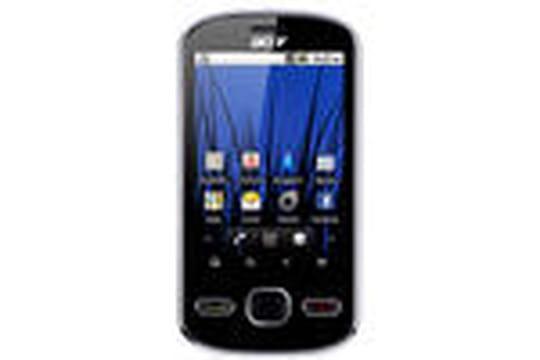 Smartphone Acer beTouch E140 caractéristiques