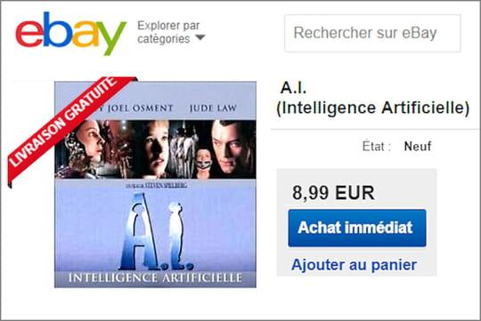 eBay mise sur l'IA des deux côtés du marteau