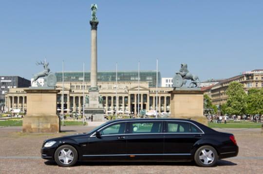 La Mercedes la plus chère du monde