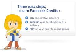 ifeelgoods propose différents moyens de gagner des facebook credits, notamment