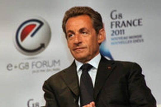 Nicolas Sarkozy eG8