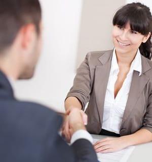 une expérience professionnelle satisfaisante peut servir de gage de confiance