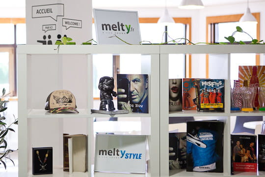 Melty Network : vitrine d'annonceurs