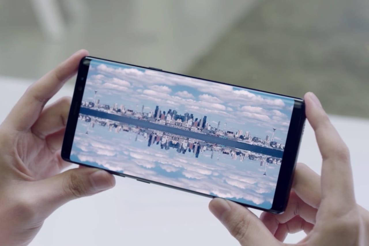 Le Samsung Galaxy Note 8 est dans les bacs en France ! c8cf4aa572f1